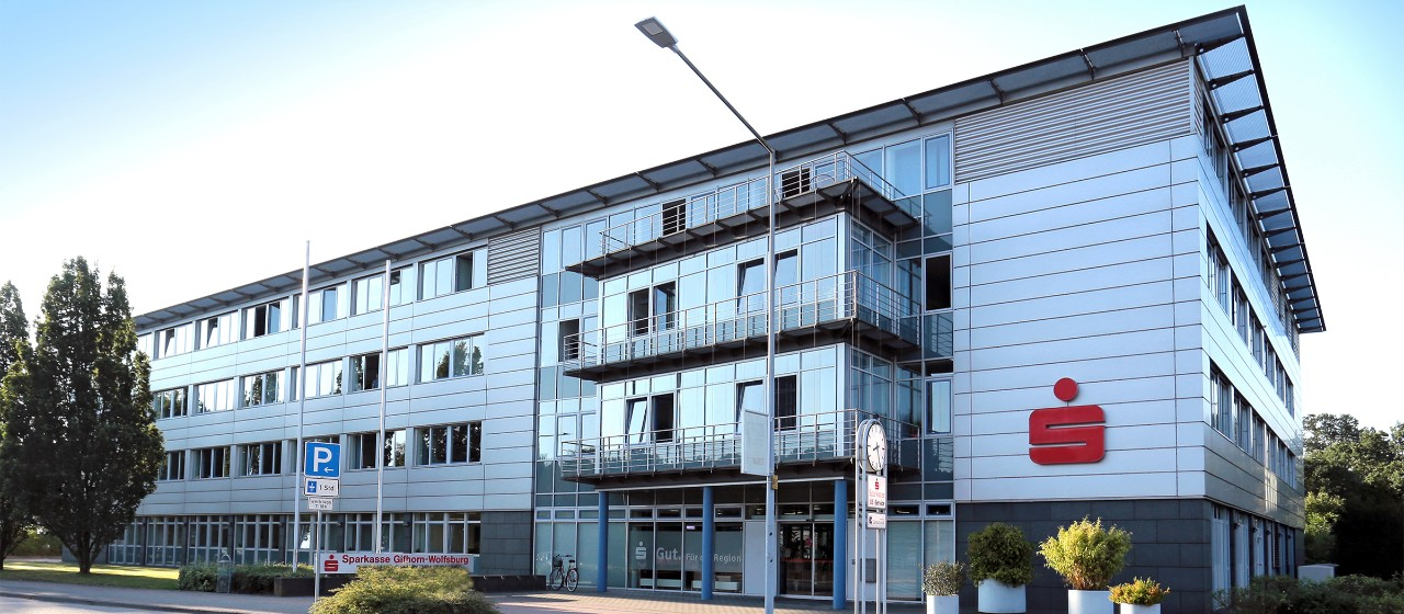 Technisches Zentrum der Sparkasse Celle-Gifhorn-Wolfsburg